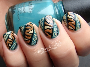 http://spellboundnails.blogspot.com/2012/07/on-safari-exotic-encounters.html