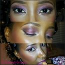 Berry Neutral Makeup