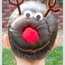 Rudolph hair