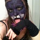 Purple Pussy Cat