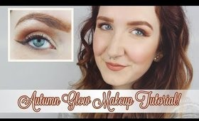 Autumn Glow Makeup Tutorial!