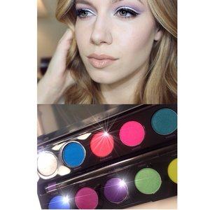 Check out my new video on how I got this look using the Electric palette ! Www.youtube.com/user/reviewmebeautiful