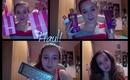Haul: Victoria's Secret, Sephora, Disney Store, etc!