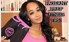 Pageant Prep Fitness Tips Ft. TNT Pro Series! | Kym Yvonne