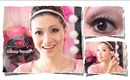5 Minute Romantic Rose Eyes Make Up Tutorial