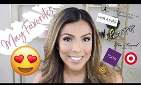 MAY FAVORITES 2018 | CRUELTY FREE MAKEUP & SKINCARE