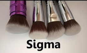 Sigmax Sythetic Kabuki Collection by Sigma