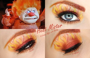 Heat Mister Inspired Character Look from A year without santa claus