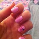 Easy rose nail