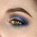 Colorful Urban Decay Look