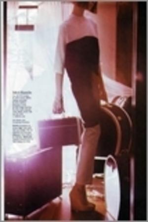 Marie Claire Magazine/Nails