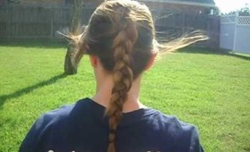 How To Dutch Braid