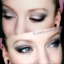 Delicate Smoky Eye; Naked2