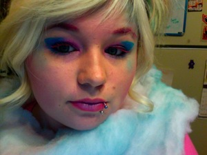 Cotton Candy 2011 halloween costume look