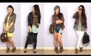 Fall Fashion | Transitional Summer to Fall Outfits