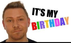 IT'S MY BIRTHDAY TODAY! - DAMN, I GOT OLD!