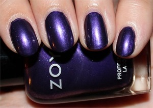 From the NYFW 2012 Collection. See more swatches & my review here: http://www.swatchandlearn.com/zoya-suri-swatches-review/