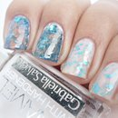 Impresionism nail art