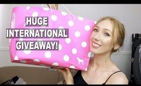HUGE INTERNATIONAL GIVEAWAY!!! | £400+ WORTH OF PRIZES