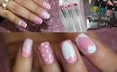 Valentines Day Nail Tutorial + Comment Giveaway!