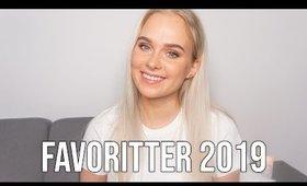 ÅRETS BESTE PRODUKTER! MINE FAVORITTER 2019