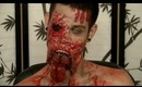 The Walking Dead Inspired Zombie Makeup Tutorial