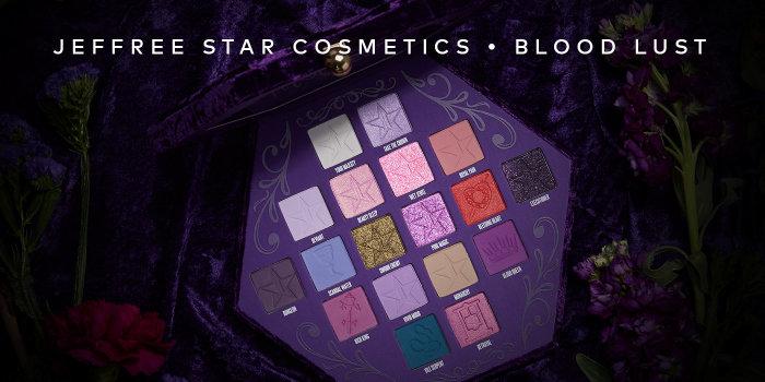 Shop Jeffree Star Cosmetics' Blood Lust Palette on Beautylish.com