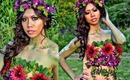 NYX FACEAWARDS Fantasy Makeup: Mother Nature