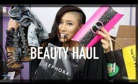 BEAUTY HAUL | Sephora, Lush, Drug store & more!