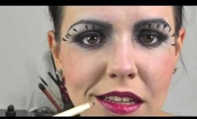 The Great Gatsby Inspired MAKEUP Tutorial