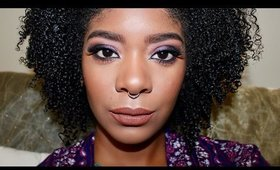 Ardell Faux Mink Lash | Dramatic Arab Style Eye Makeup Tutorial || Zaji-Kali
