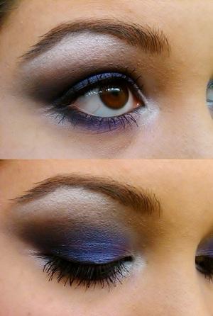 Smokey Vivid Purple