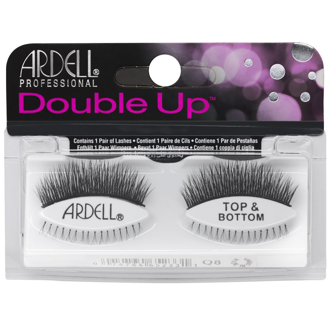 Ardell Double Up Lashes 209 Top & Bottom