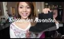 September Favorites ~ Fashion & Beauty