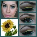 Sun Flower inspired ;)