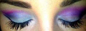 shimmer purples