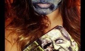 Halloween Look Zombie Girl