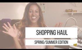 Spring Haul 2016 {feat. Tobi, Sephora, La Senza, Giant Tiger,  Urban Planet and more}