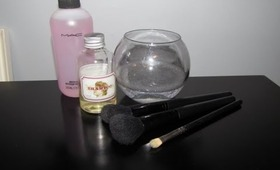 Makeup Brushes You Need, Plus How to Clean Them!