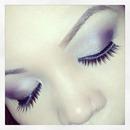 Dior Eyelashes x Artistry Eye shadow