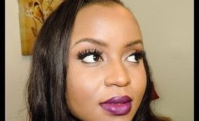 Jennifer Hudson Inspired Makeup