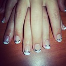 Blingy Prom Nails