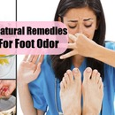 Home remedies to Get Rid of Sweaty Feet