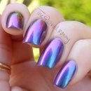 GlitterDaze Rainbow Family