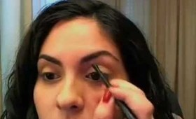 Tutorial: How to fill in eyebrows