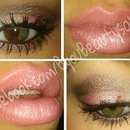 Glow eye - soft lip