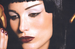 Classic Kevyn Aucoin Makeup Lesson #4: Shaping Brows