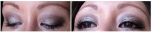Wearing neutral eye shadows from Too Faced Enchanted Glamourland Holiday 2010 Collection. See more pics and a review at http://www.hellobeautyblog.com/2010/12/too-faced-enchanted-glamourland-review-looks-swatches/.