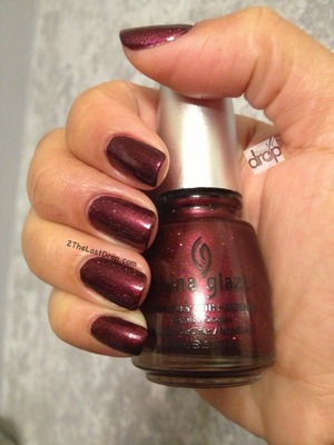 China Glaze Sugar Plums