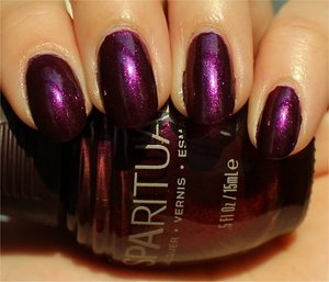 See more swatches & my review here: http://www.swatchandlearn.com/sparitual-shooting-star-swatches-review/
